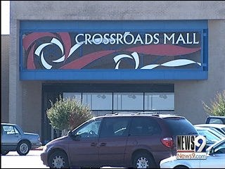 Dillard's is closing at Crossroads Mall
