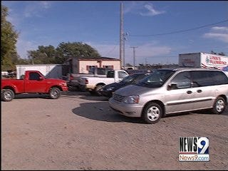 Vehicle repossession on the rise