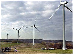 Will Alternative Energy Run Out Of Gas?