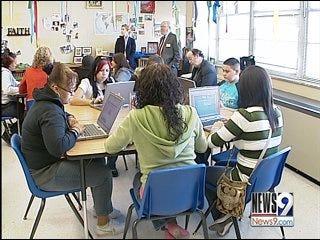 OKC Public School District receives improvements