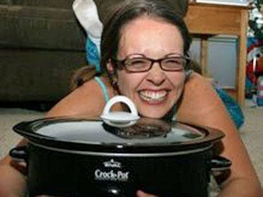 Queen of the crockpot