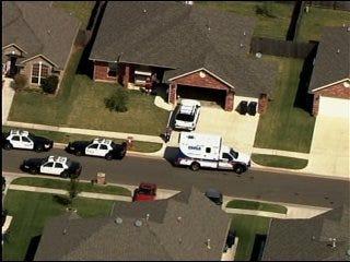 OKC home invaded, police say