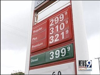 Pain at the pump eased