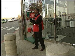 Charities feel economic turmoil