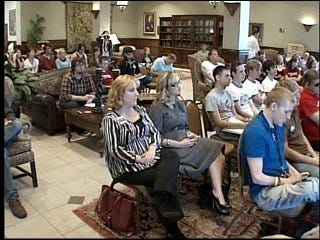 OU hosts state Corporation Commission debate
