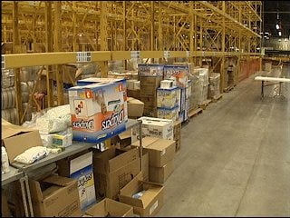 State emergency crews ready to go for Ike