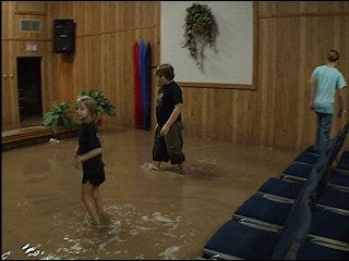 Oklahomans devastated by flooding