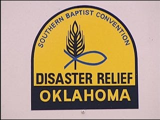 Oklahomans preparing to help Ike victims