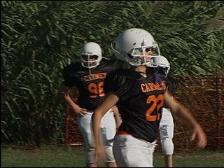 Carney comes together for historic game