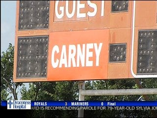 Carney gears up for first home game in 90 years