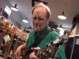 Local music shop strikes chord with music lovers