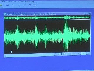 Electronic voice phenomena results