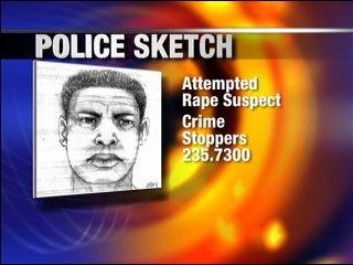 OKC police seek help finding rape suspect