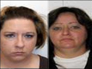 Two Ada women arrested in alleged hit man hire