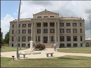 Thousands of dollars taken from Kay Co., D.A. says