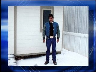 Found remains may identify missing man