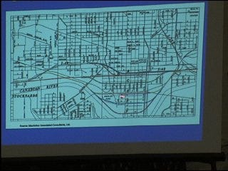 Mapping out mass transit in OKC