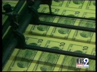 Financial advisors: Oklahoma money safe