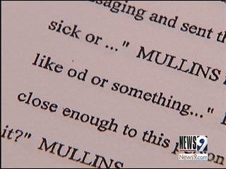 McMullen leaves job in midst of suspicion