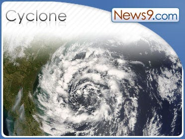 Subtropical Storm Laura looking more tropical in nature