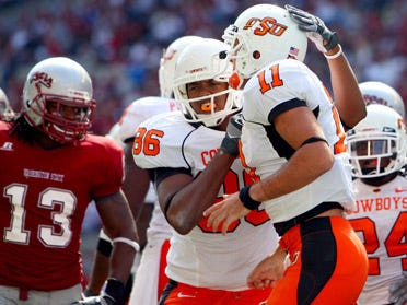 Big crowd expected for Oklahoma State opener