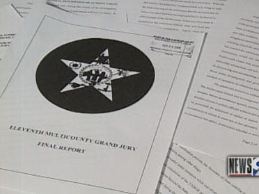 Multi-county grand jury issues final report
