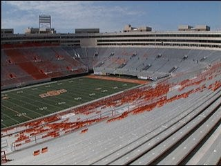 OSU debuts expanded stadium
