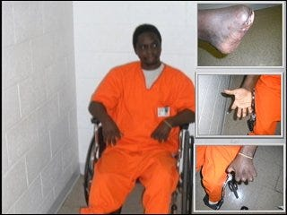 Lawsuit claims inmate denied medical care