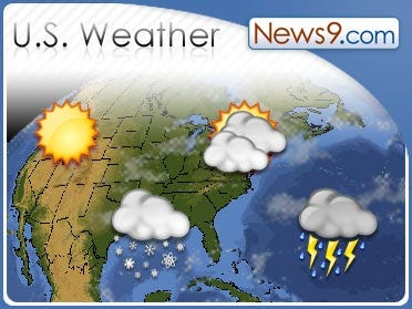 The Nation's Weather Update
