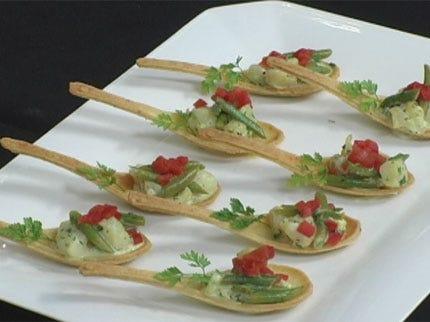 Lobster & Haricot Vert Salad