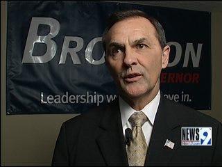 Senator Brogdon Announces He'll Run for Governor