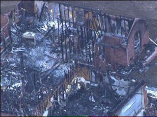 Reward Offered in Midwest City Fires