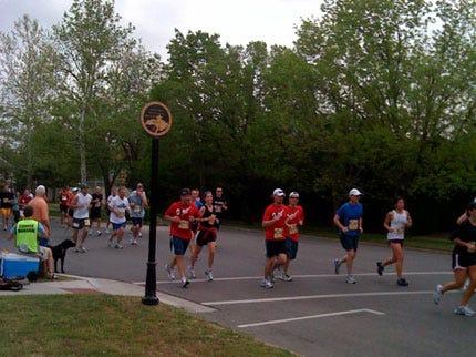 Memorial Run a Milestone for Oklahoma Runners