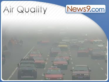 Tulsa County gets low marks for smog