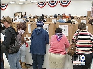 Governor Vetoes Voter ID Bill