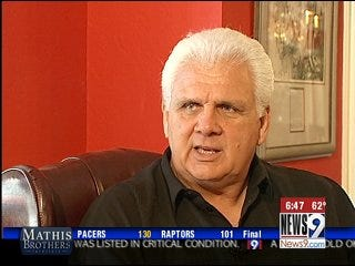 Oklahoma Football Star Helping Addicts