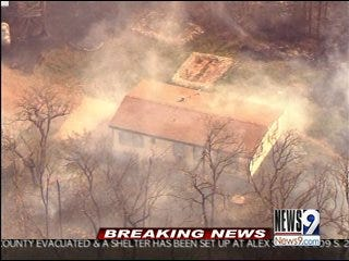 Wellston Residents Grateful to Escape Fire
