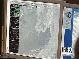 Deadly February Tornadoes Rare