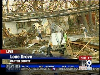 Death Toll Remains at 8 in Lone Grove