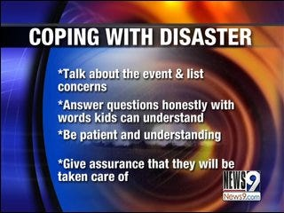 Helping Your Child Cope After the Storm