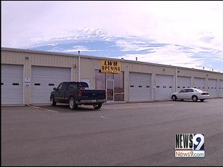 Norman Business Reopens a Year after Fire