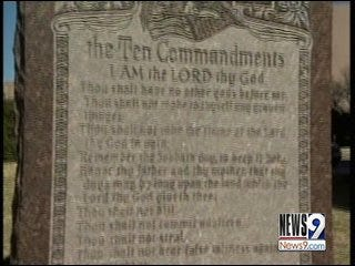 Ten Commandments Bill Passes Through Committee
