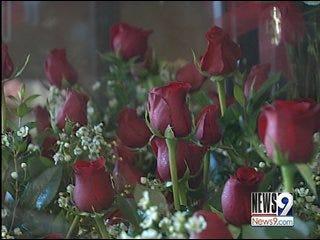 Oklahoma City Still Spending for Valentine's Day