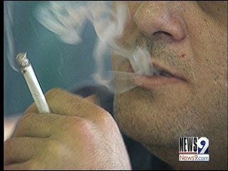 Law Could Ban Smoking in Businesses