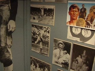 The Home of 'Oklahoma's Greatest Athlete'