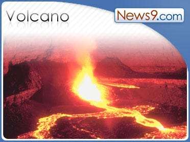 Volcano eruption sparks alert in Colombia