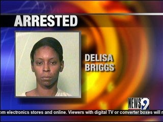 Oklahoma City Woman Arrested for Murder