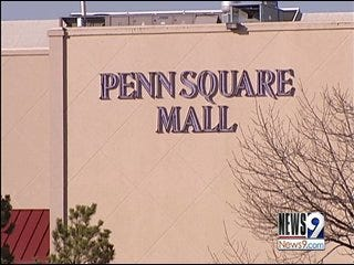 Penn Square Mall Garage Site of Second Attack