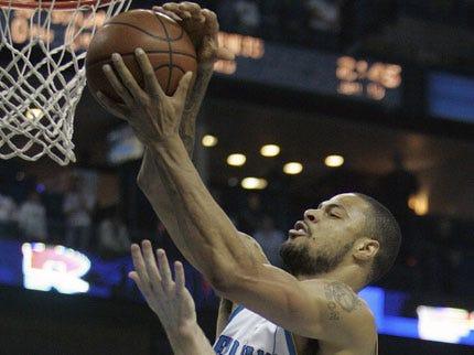 Thunder Trade for Hornets' Tyson Chandler