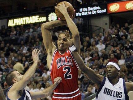 Bulls Trade Thabo Sefolosha to Thunder